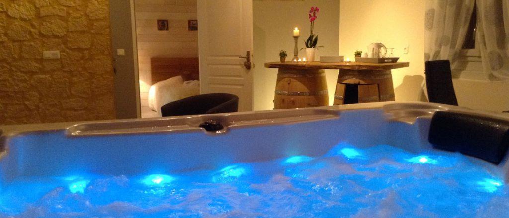 Week-end amoureux insolite en Périgord noir avec spa ...